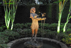 Fountain and Statue Lighting