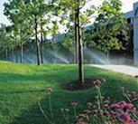 Irrigation Water Sprinkler